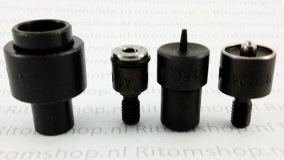 drukknoop stempel Ø12.5mm