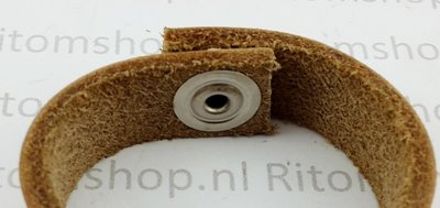 Drukknopen Ø 12.5 mm 100 st vernikkeld