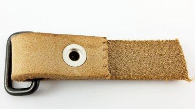 Sterke dubbele holniet 15 mm lang, 1 bolle kop Ø 11 mm, zilver 1.000 sets