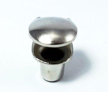 veterhaak Klein zilver 100
