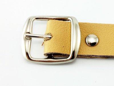 Gesp voor 8 mm vernikkeld / zilver 100 stuks